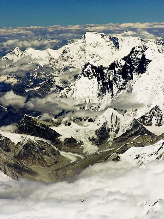 Himalayas, Lhasa. Image taken from Wikipedia