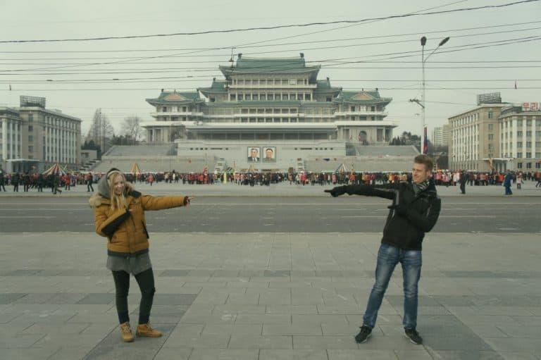 Visiting North Korea