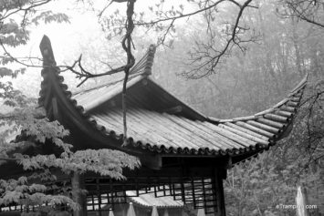 Chinese style house