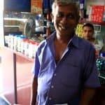 Cookie shop owner