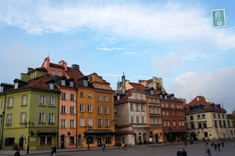 Old Town Market Square (Rynek Starego Miasta)