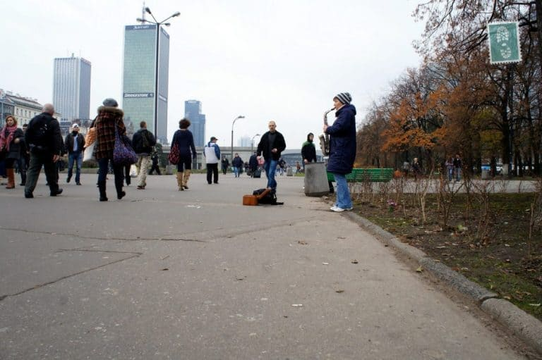 Warsaw Centre