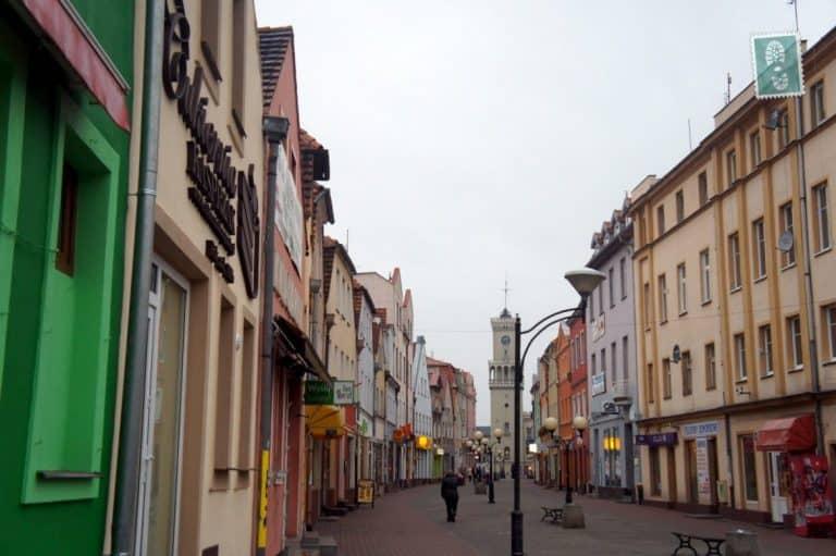 Warszawska Street