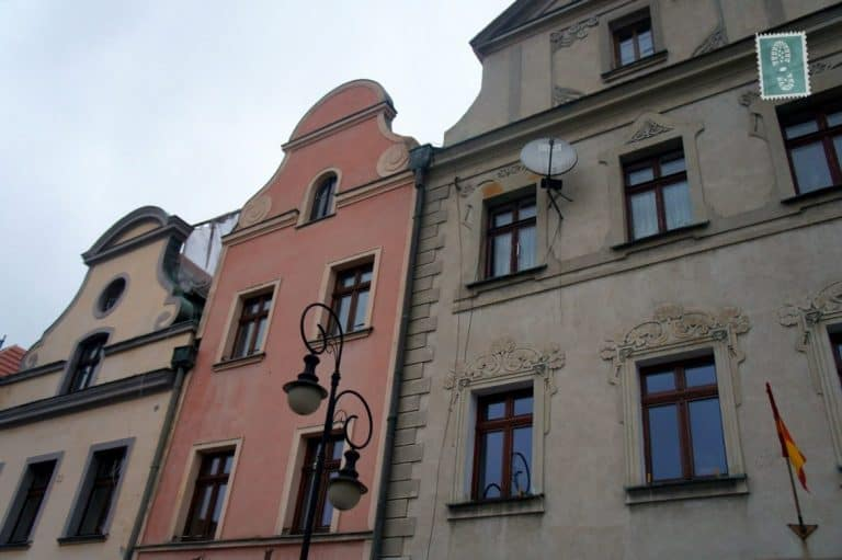 Typical Zagan buildings