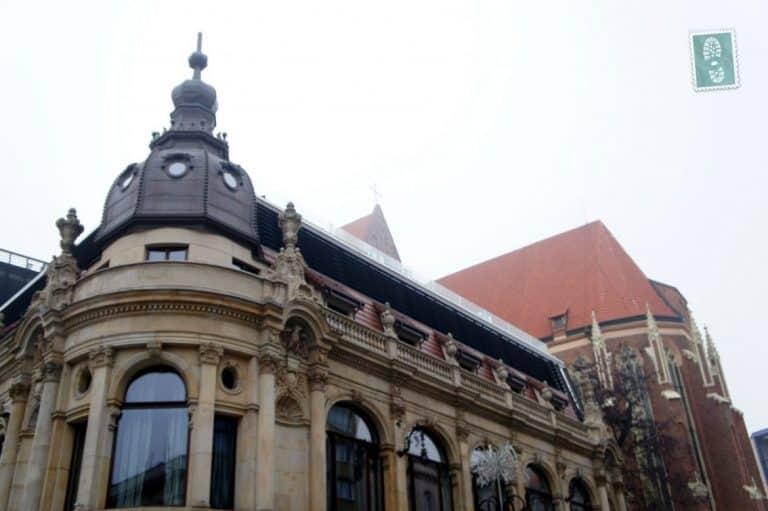 Church in Wroclaw