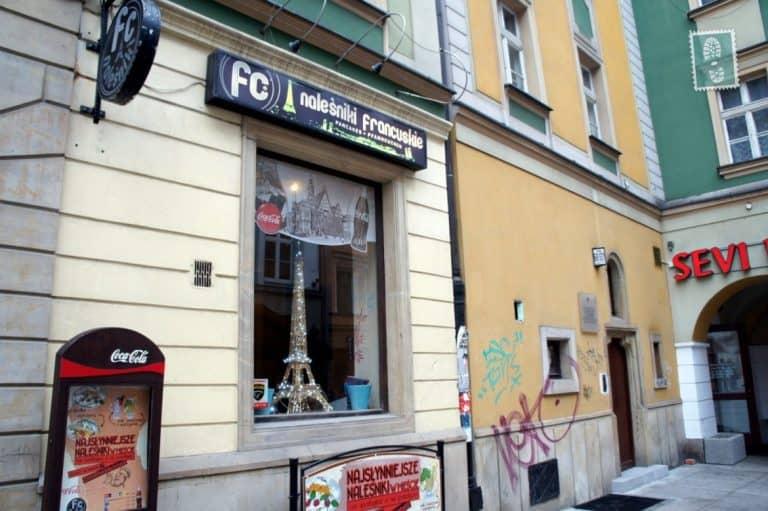 Fc Nalesniki restaurant