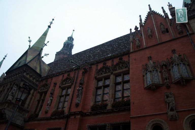 Cathedral in Wroclaw