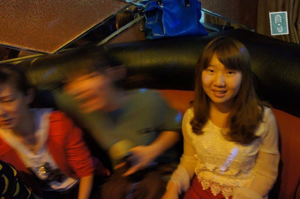 Chinese ktv girl