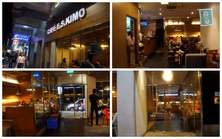 Cafe E.S.Kimo, Macau, China