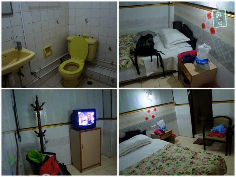 A room in Vila Universal Hotel, Macau, China