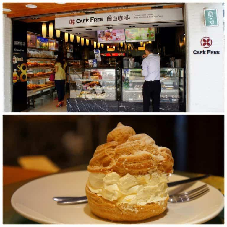 Cafe free, Macau, China
