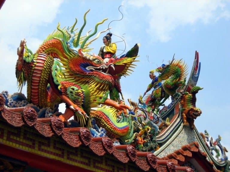 Taiwanese dragons