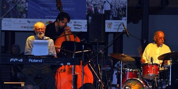 Mose Allison at the 2011 New Mexico Jazz Festival
