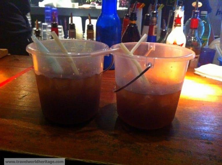 19 Long Island Buckets at Papa Gorilla wm