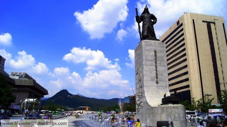 Sejong Road, Seoul