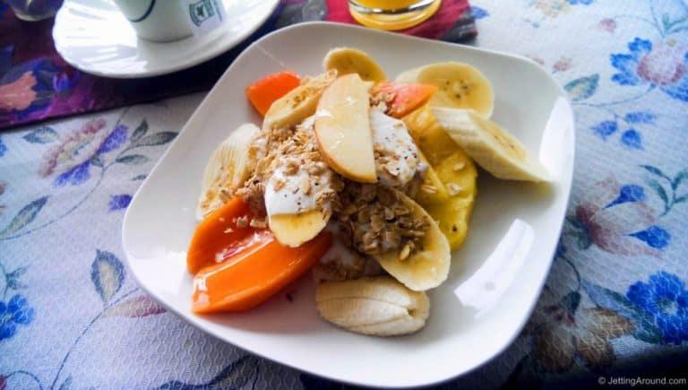 Breakfast - Ecuador
