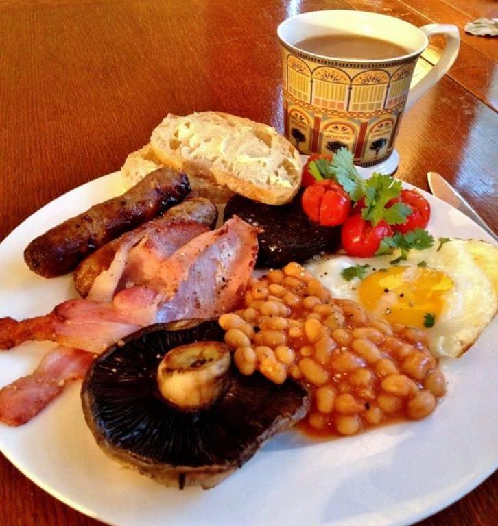 Full English Breakfast 1