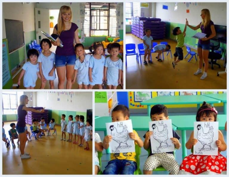 My Kindergarten Teaching Experience in China - eTramping