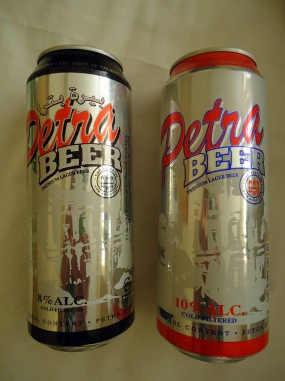 Petra beer
