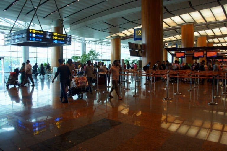 Singapore Chiang Airport