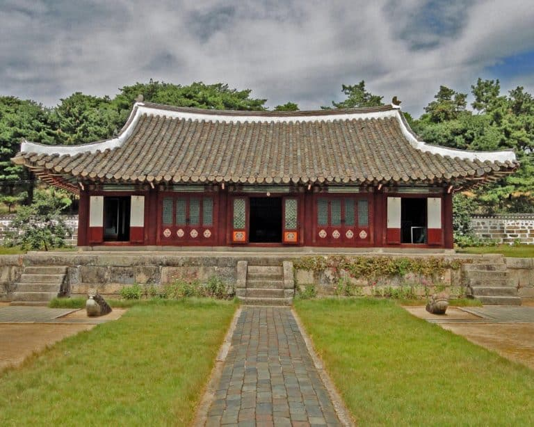 Kaesong Temple