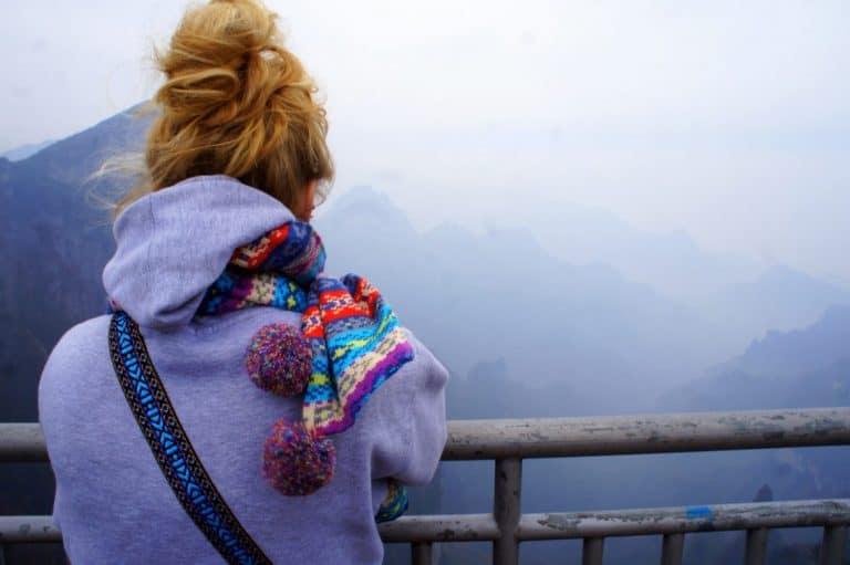 Agness in Zhangjiajie