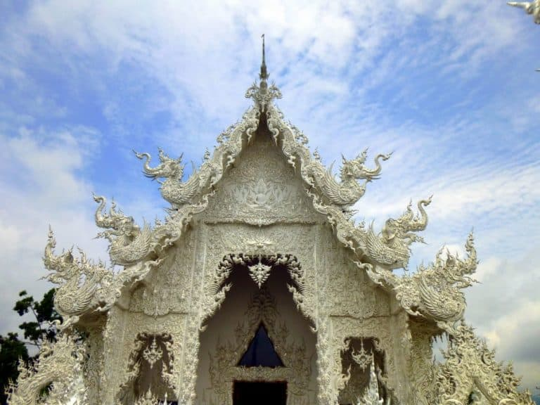 "Way Rong Khun ""White Temple"""