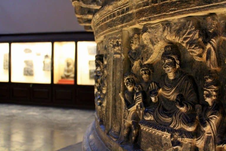 Lahore Museum Buddhist