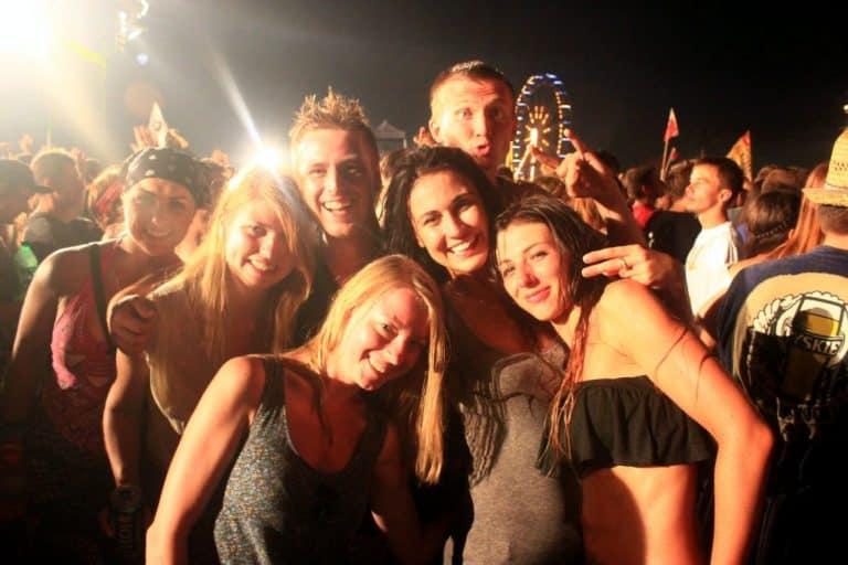 Woodstock friends