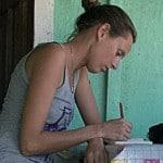 writing sara