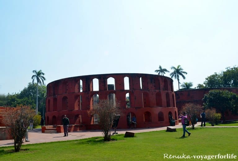 IMG-Jantar Mantar in Delhi