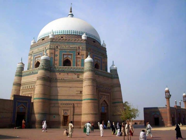 Tomb of Shah Rukn-e-Alam, Multan