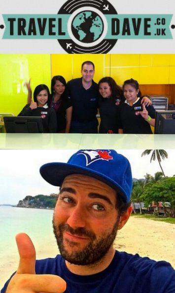 TravelDaveUK Collaboration post jobs for travelers around the world