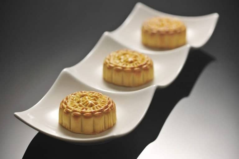 Mid-Autumn Festival mooncakes