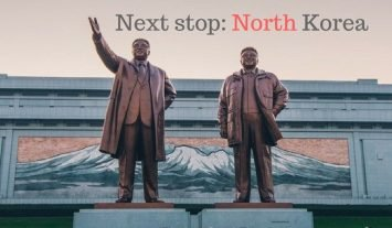 North Korea cover