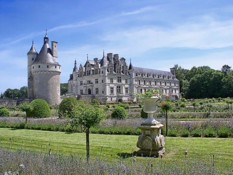 The Loire Valley castle