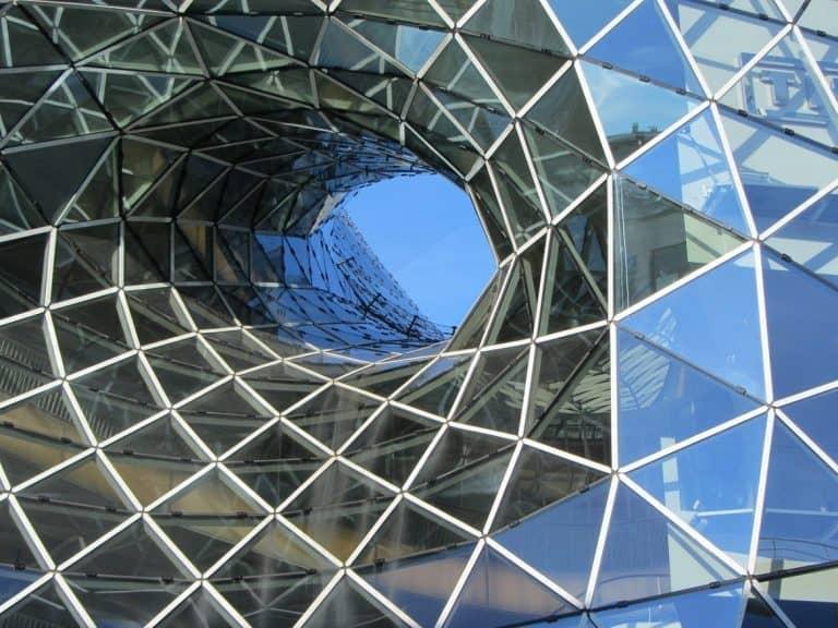 Edificio de Frankfurt