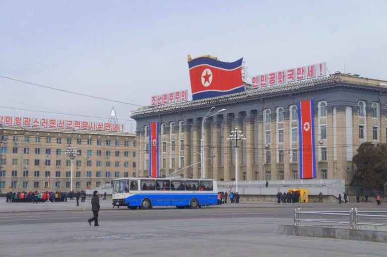 Travel to North Korea