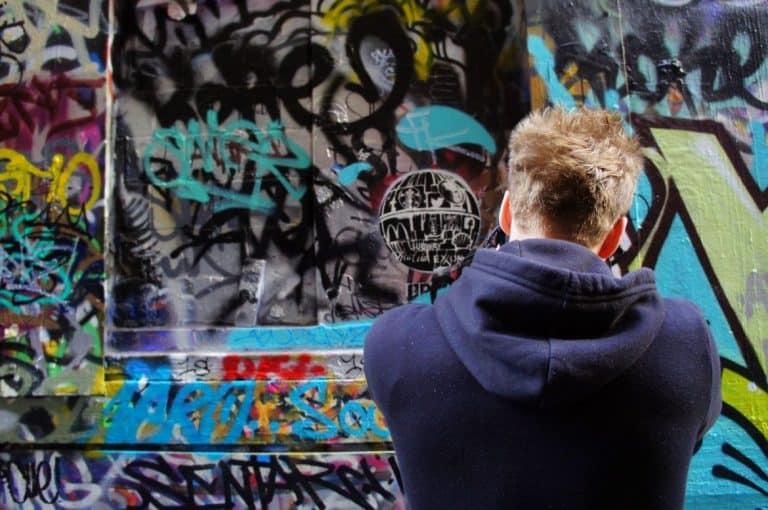 Melbourne's graffiti