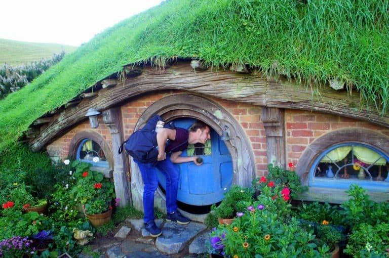 Exploring the Hobbiton
