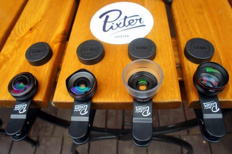 Pixter set