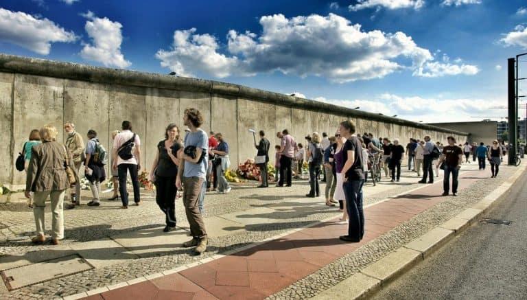 The Berlin Wall, Germany