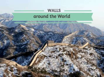 Walls around the World Etramping