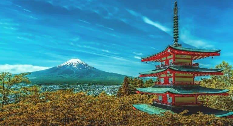 Fuji view