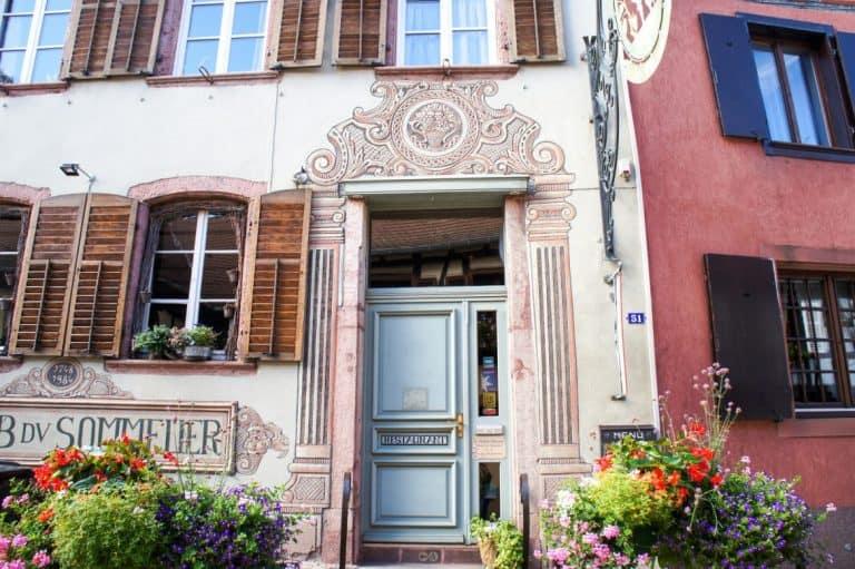 Bergheim, France