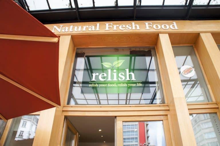 Alimentos frescos naturales en Bruselas