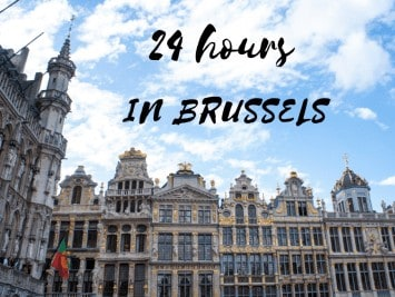 24 Hours in Brussels cover