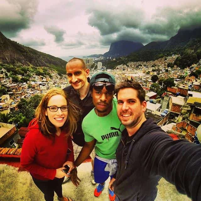 Tour of the Rocinha favela in Rio de Janeiro