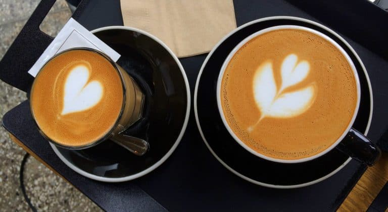 Paik coffee Jeju Island