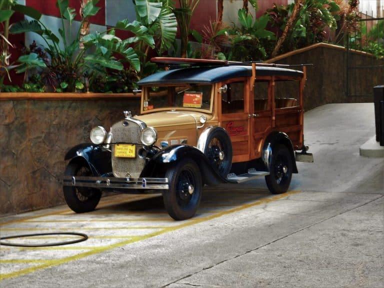 Rent A Car in Oahu